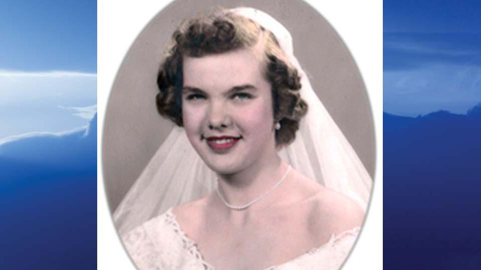 Geraldine Faith McConnell, Pulaski, Pennsylvania - obit