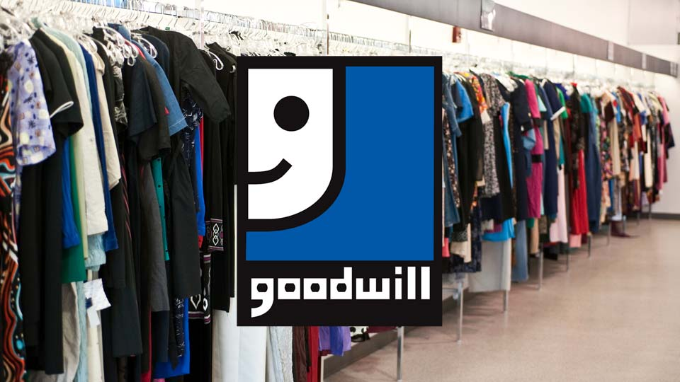 Goodwill Store, Logo, generic