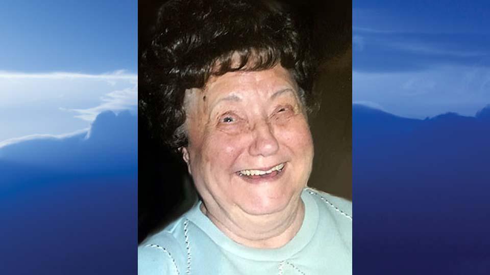 Irene Suhar, Boardman, Ohio - obit