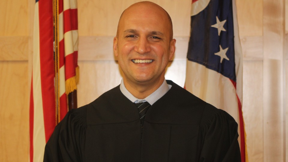 Judge Joe Schiavoni