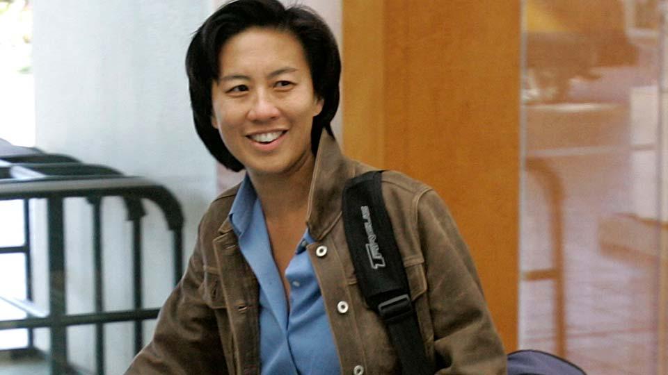 General manager Kim Ng