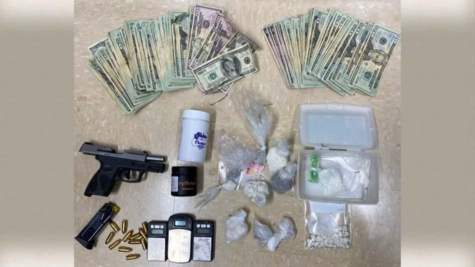 New Castle Drug Bust