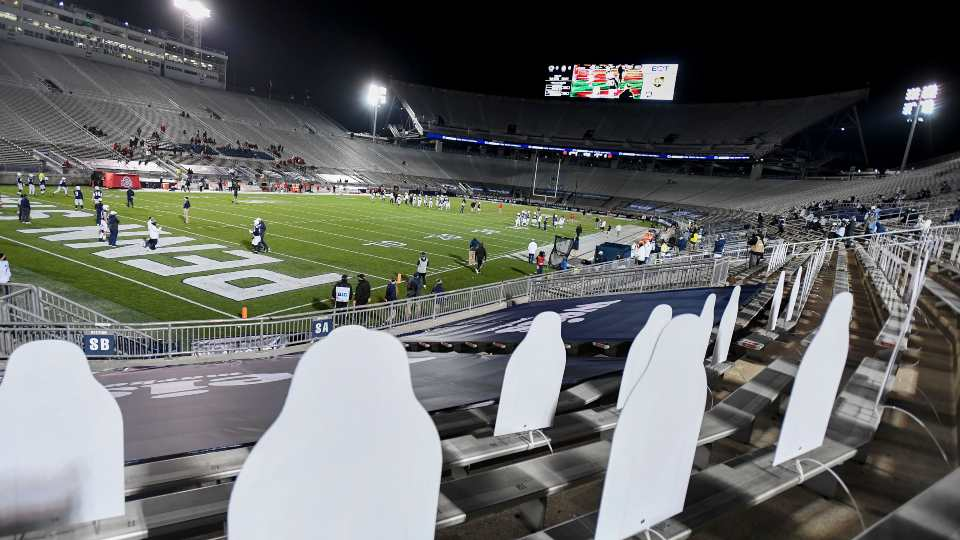 Ohio State at Penn State, State College, Pennsylvania