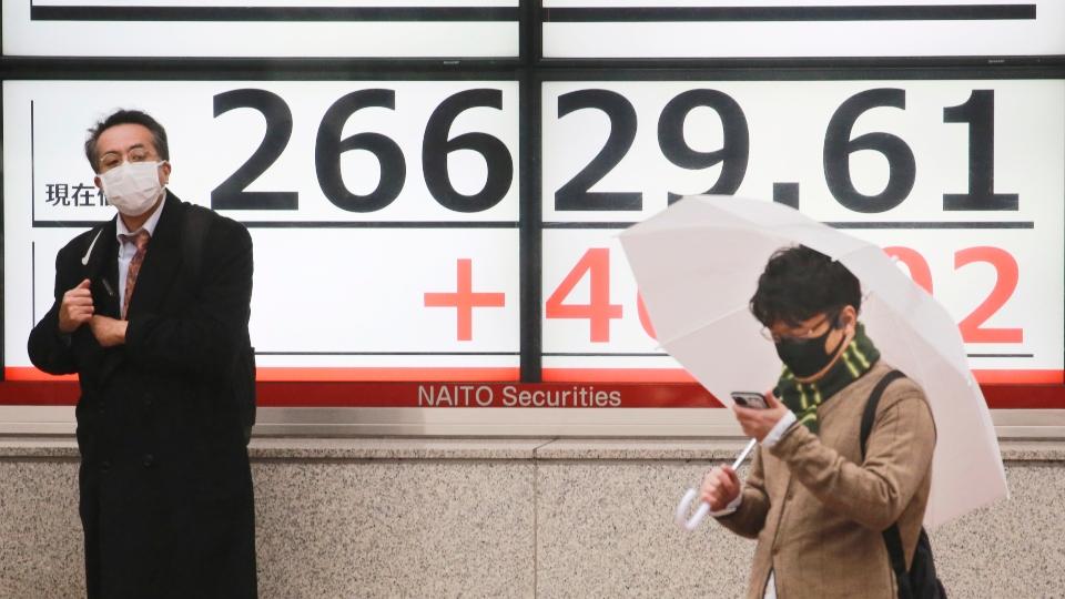 Stock Japan