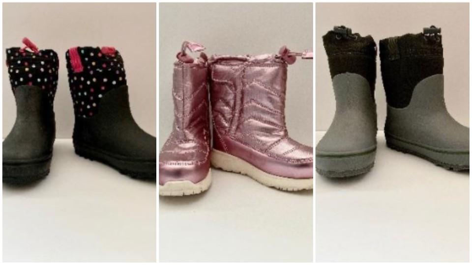 Target Cat & Jack boot recall
