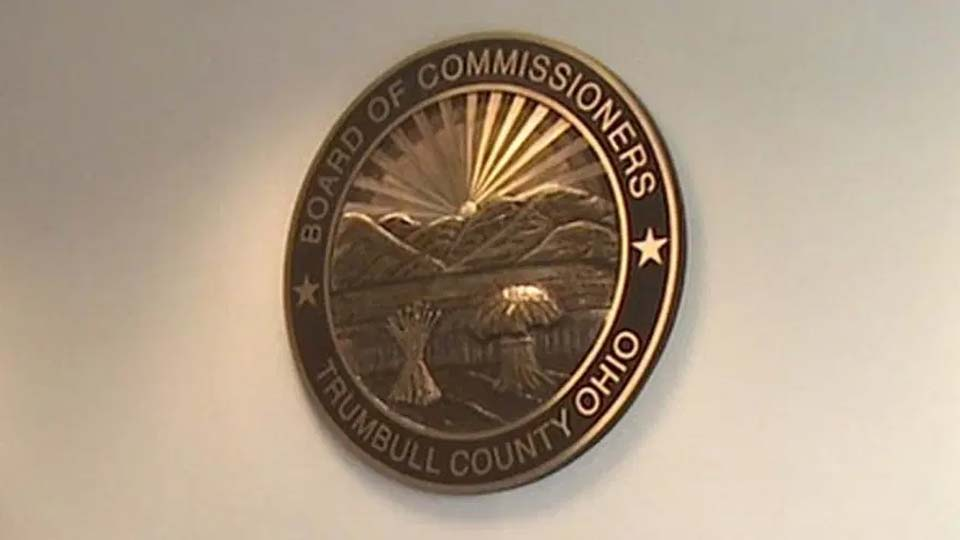 Board of Trumbull County Commissioners Seal