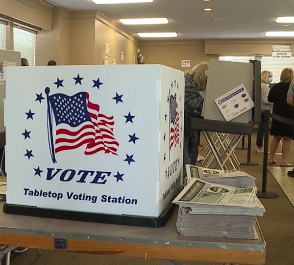 Voting, polls, election