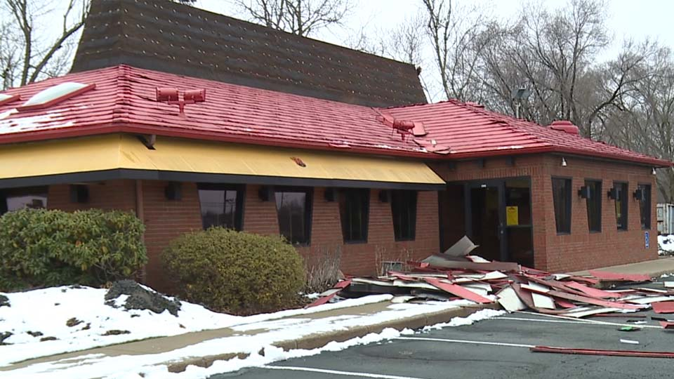 Austintown Pizza Hut, permanently closed