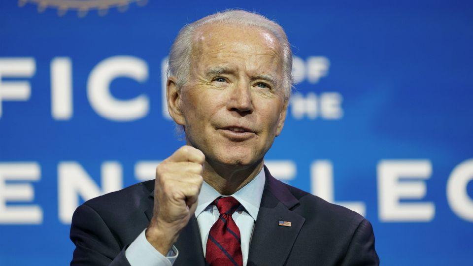 President-elect Joe Biden on Tuesday called for urgent action on the coronavirus pandemic as he introduced a health care team that will be tested at every turn while striving to restore the nation to normalcy.