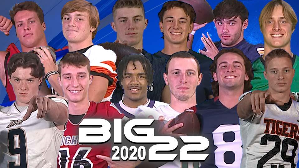 Big 22 Players, 2020