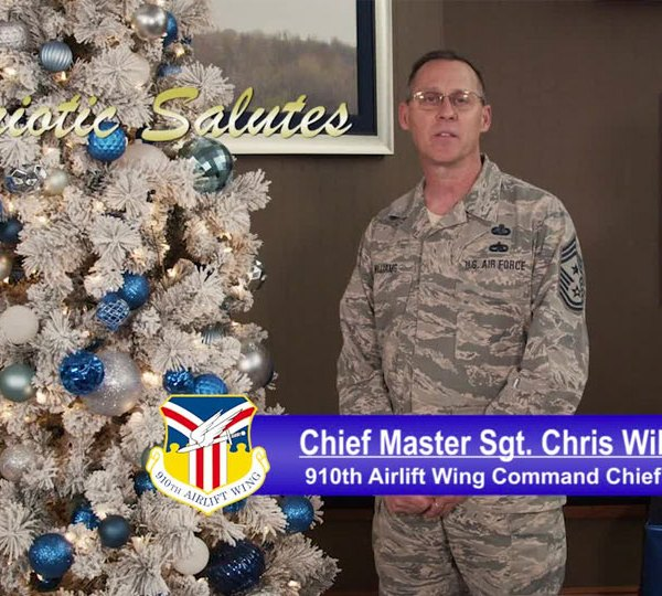 Chief Master Sgt. Chris Williams