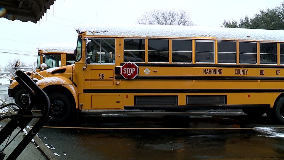 Not every school is closed, and one hole in the labor market is bus drivers. Some districts still need them.
