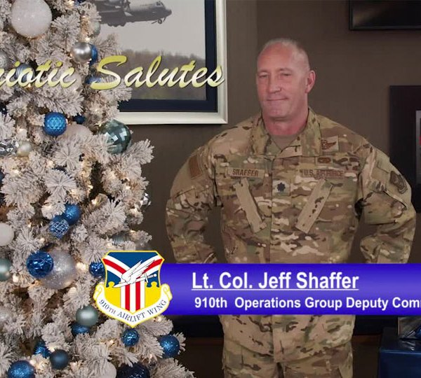 Lt. Col. Jeff Shaffer