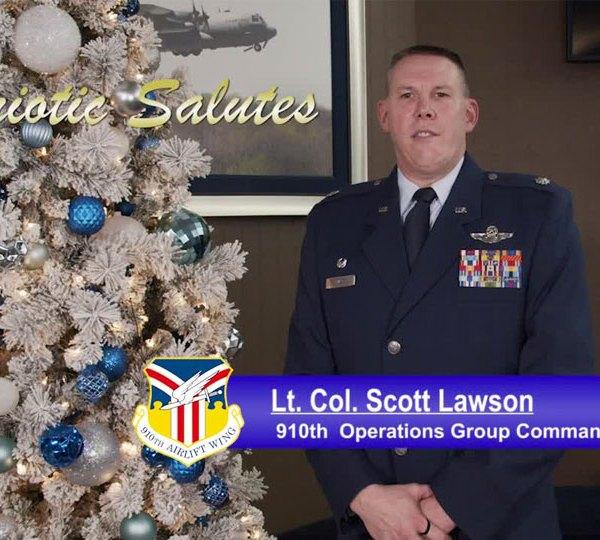 Lt. Col. Scott Lawson