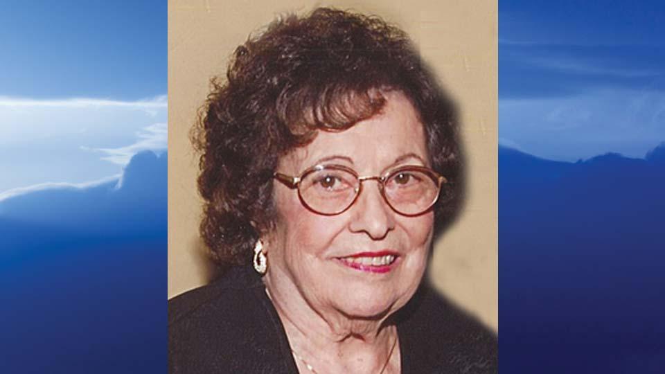 Mary D. Cicoretti (Bartholomew), Liberty, Ohio - obit