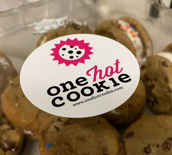 One Hot Cookie National Cookie Day