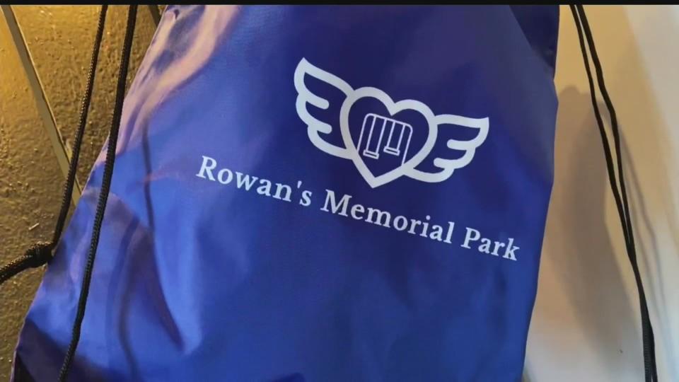 Rowan Sweeney Reindeer Brigade Bag