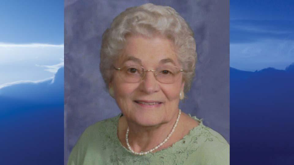 Ruth G. Hawkins, Columbiana, Ohio - obit