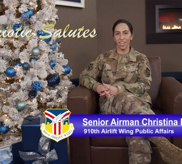 Senior Airman Christina Russo