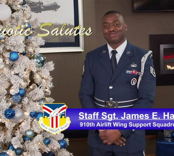 Staff Sgt. James E. Harris III