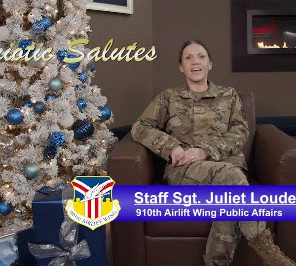 Staff Sgt. Juliet Louden