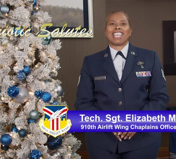 Tech Sgt. Elizabeth Majors