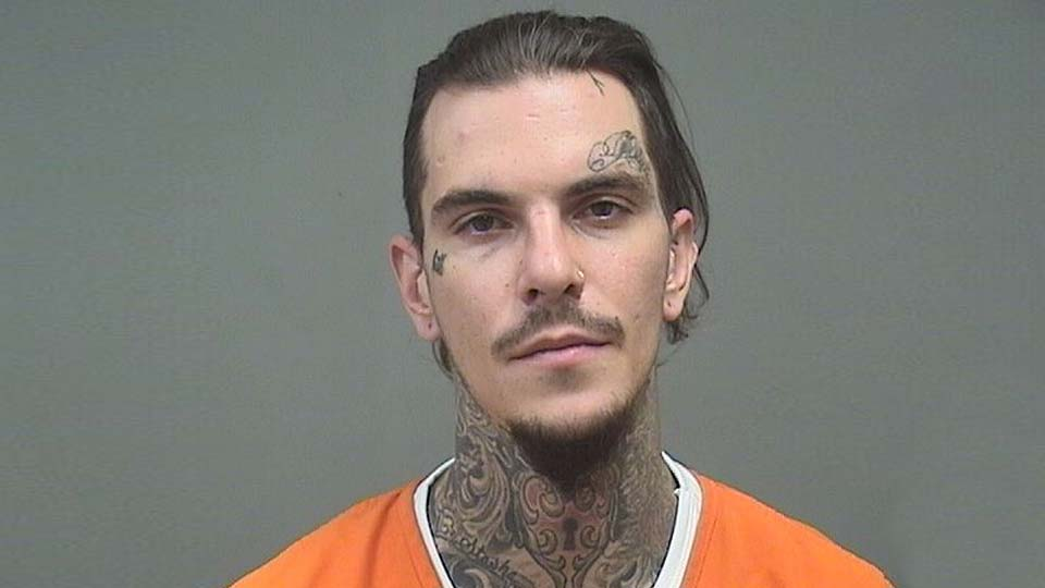Vincent Gomori, charged with felonious assault and aggravated burglary in Boardman.