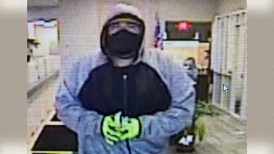 Warren TCF Bank robbery