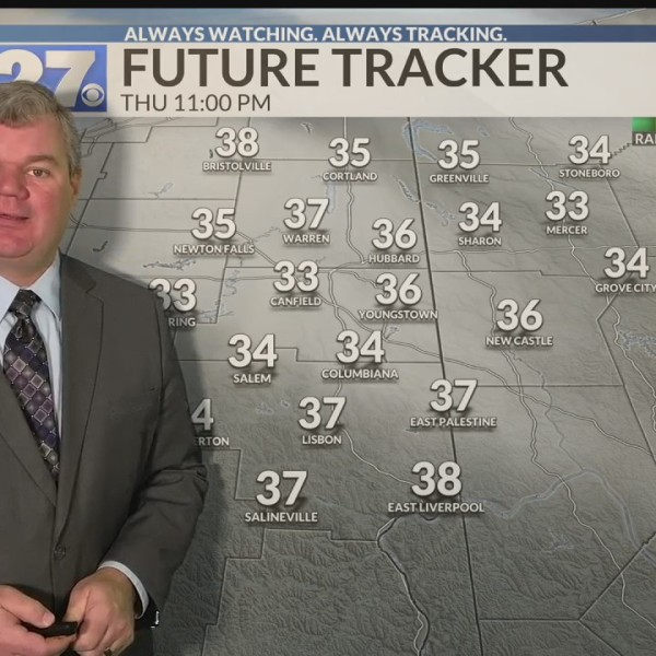 Rain and snow on the way for your Friday