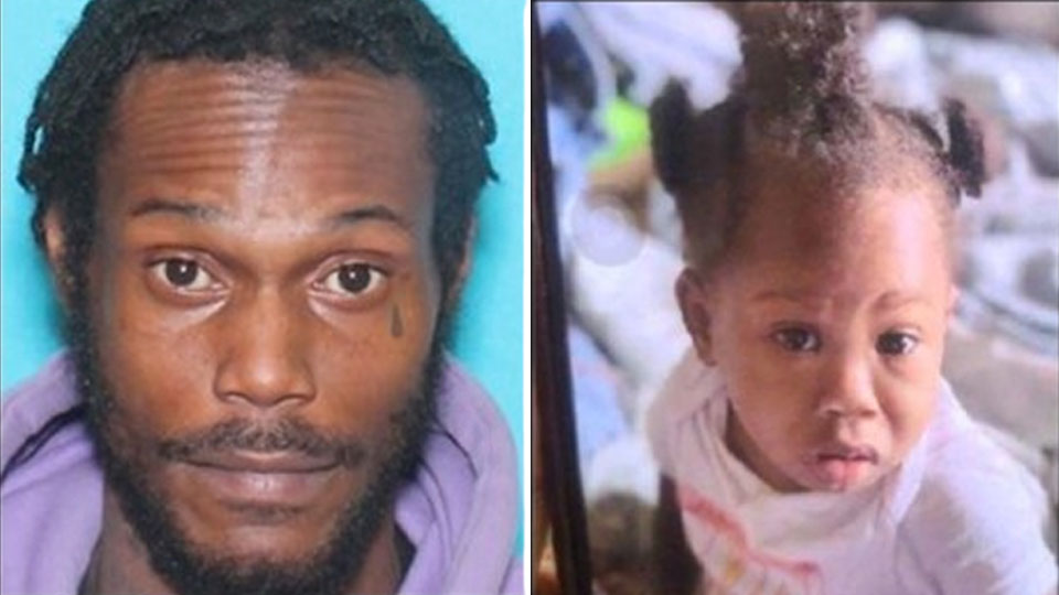 Amber Alert, Ronald and Nova White, Pennsylvania