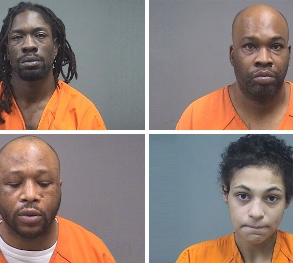 Anthony Bonner, Paul Henderson, Robert Jeter, Alyssa Shaffer, drug charges out of Youngstown