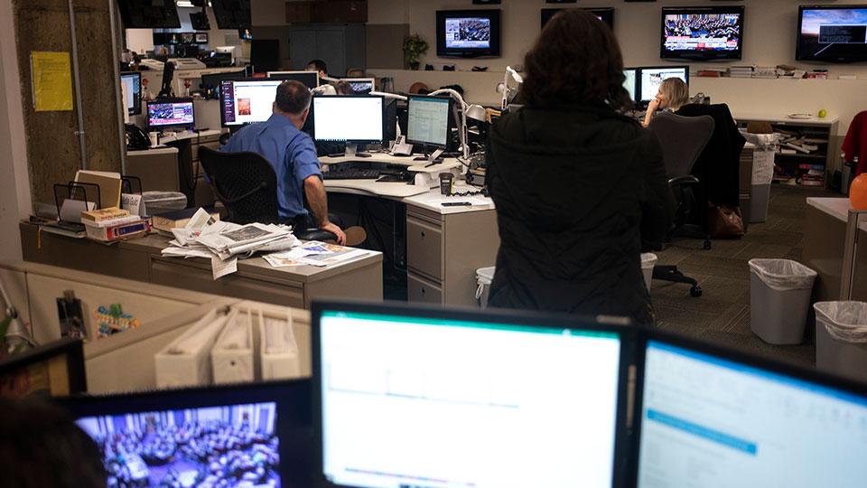 Associated Press Washington Bureau