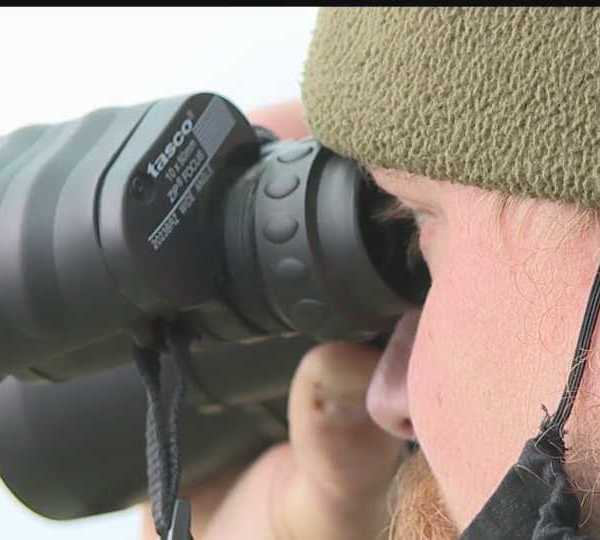 The Army Corps of Engineers estimates that 300 people showed up for Eagle Fest at Shenango River Lake.