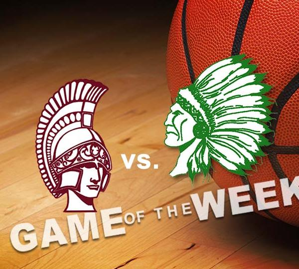 Boardman Spartans vs. West Branch Warriors High School Basketball Game of the Week