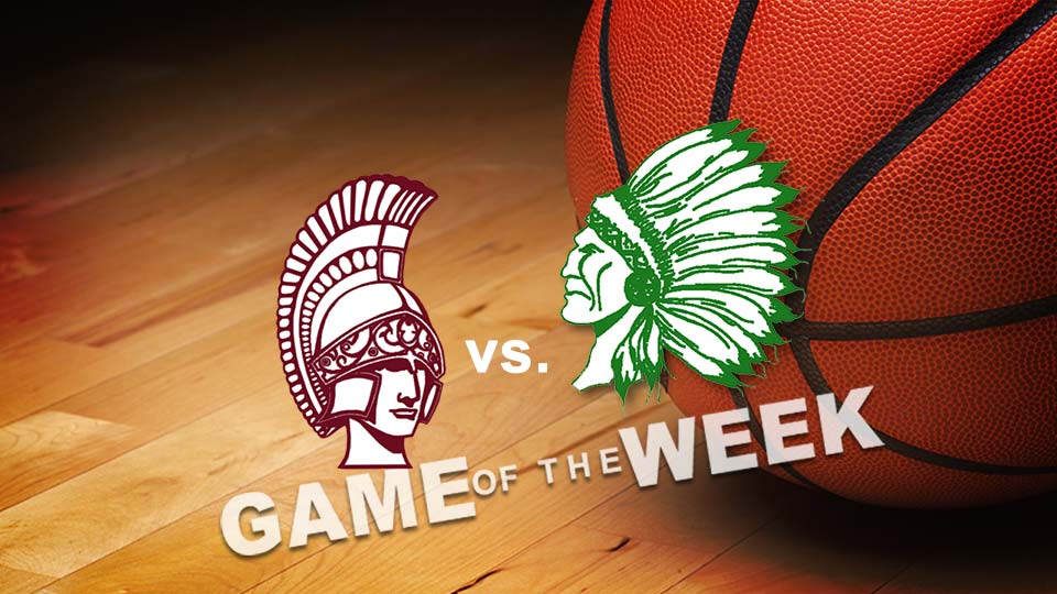 Boardman Spartans vs. West Branch Warriors High School Basketball Game of the Week