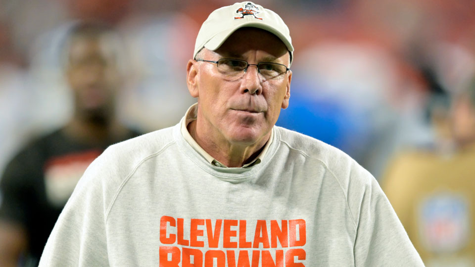 Cleveland Browns general manager John Dorsey