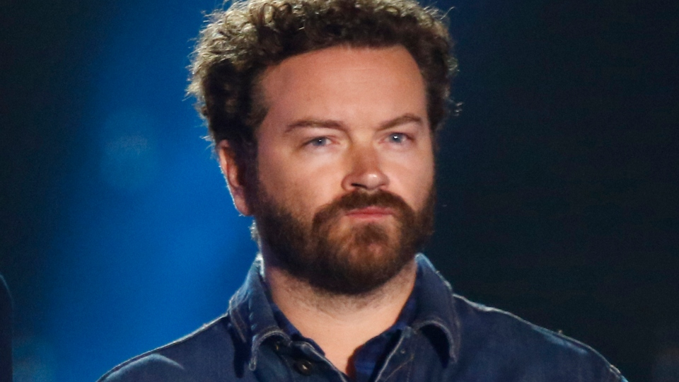 Danny Masterson appears at the CMT Music Awards in Nashville, Tenn. on June 7, 2017.