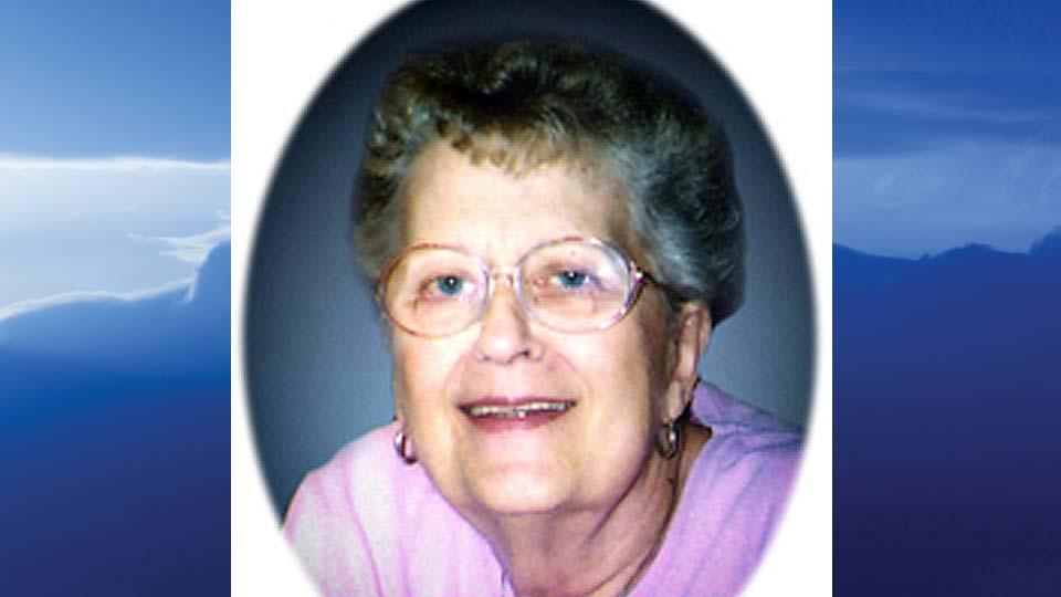 Doris (Zrinscak) Kahl, Sharon, Pennsylvania-obit