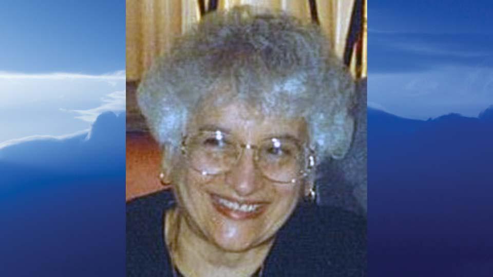 Elizabeth T. Ellis, Austintown, Ohio - obit