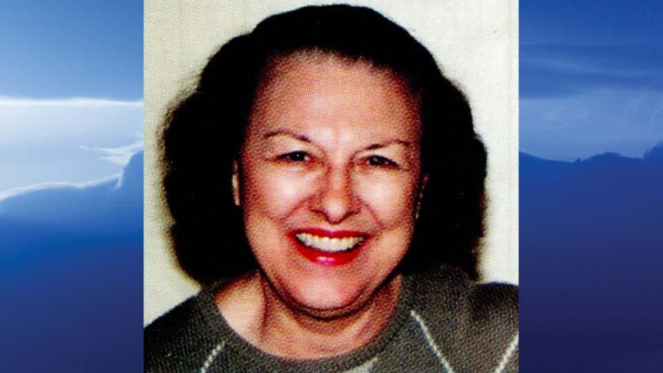 Florence Fay Simons, Cortland, Ohio - obit