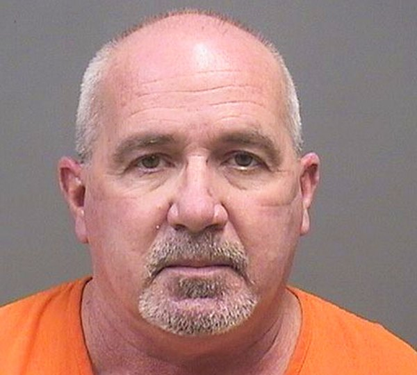 Glenn Lambert, charged with three counts of rape in Mahoning County.