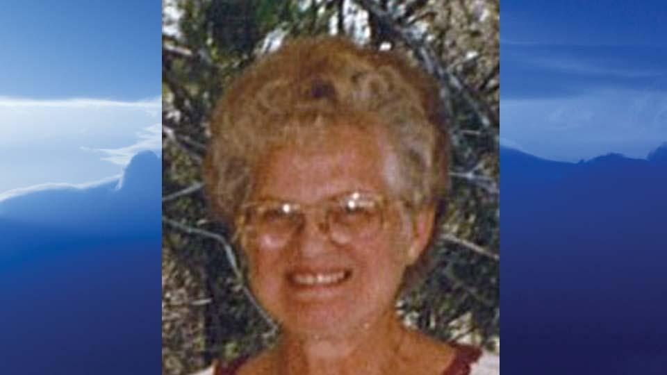 """Josephine """"Bebe"""" Nicora, Boardman, Ohio - obit"""