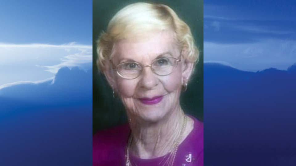 June Puscher Lane, North Lima, Ohio - obit