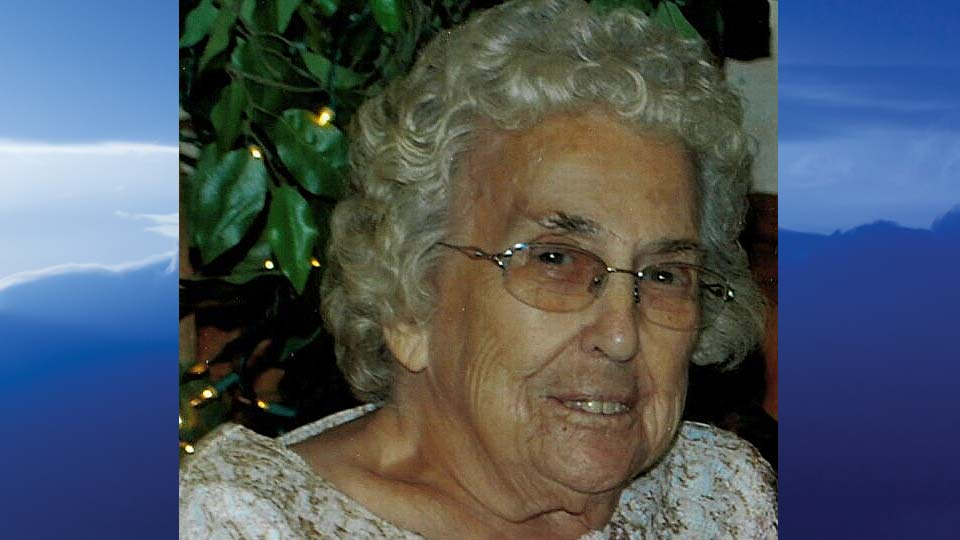 Lucille Mae Wright, Youngstown, Ohio-obit