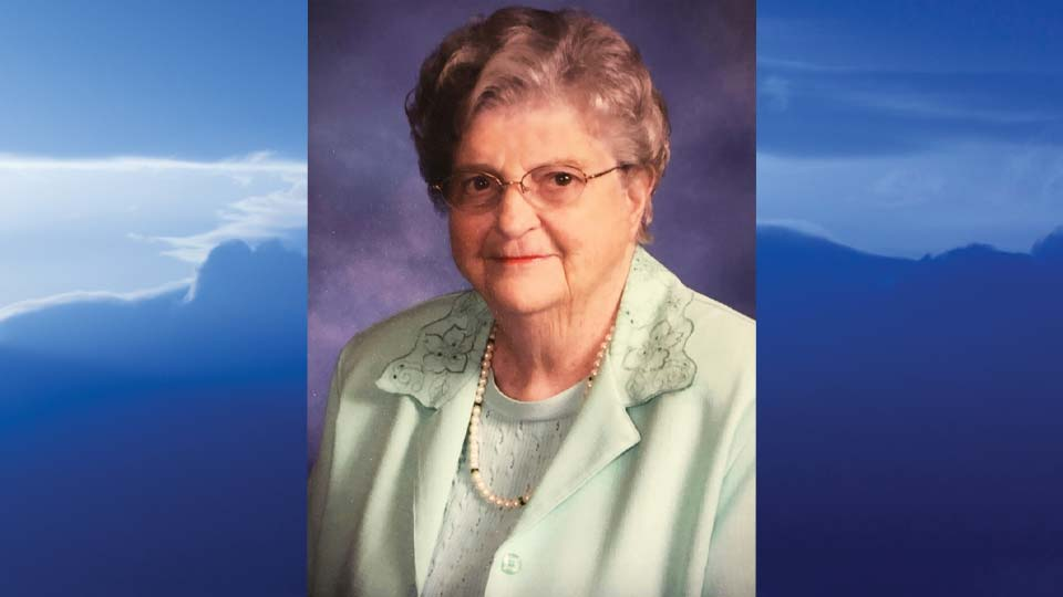 Mary Louise Robinson, Boardman, Ohio - obit