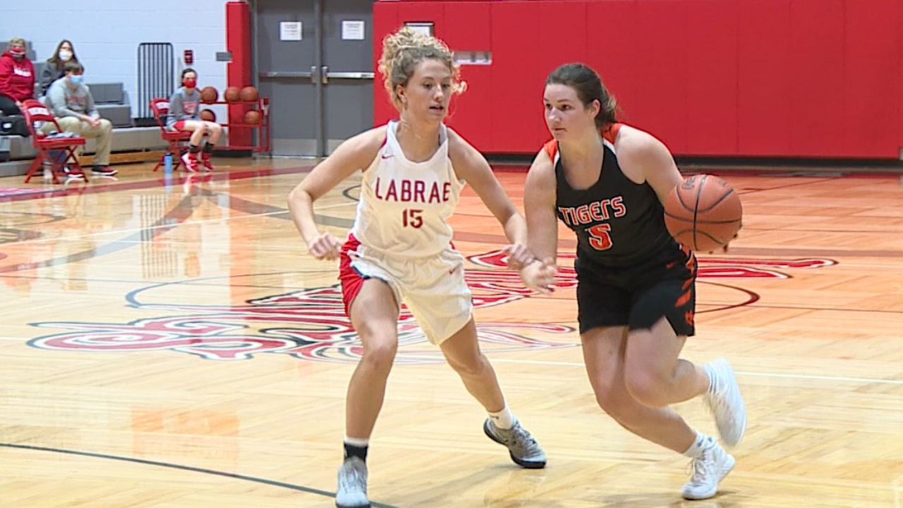 Highlights: Newton Falls girls dominate LaBrae; Tigers ...