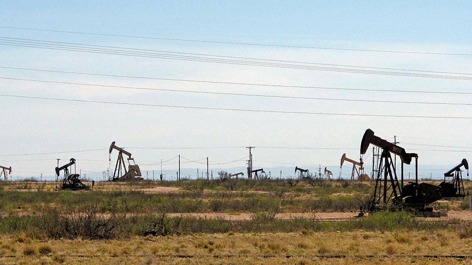 oil field New Mexico
