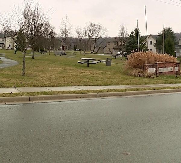 Old School Park in Lowellville