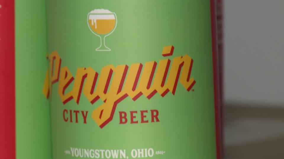 Penguin City Beer
