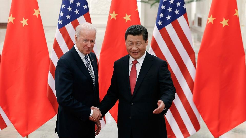 President Biden, China